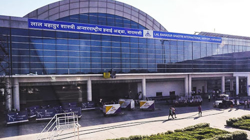 Image of Varanasi airport