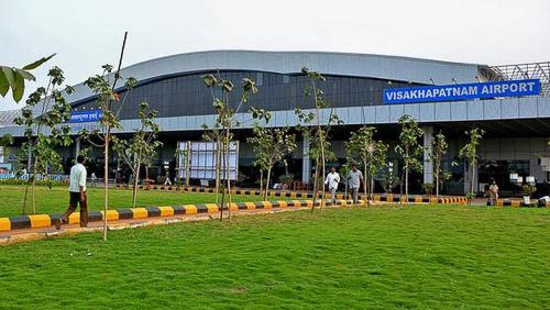 Image of Vishakhapatnam airport