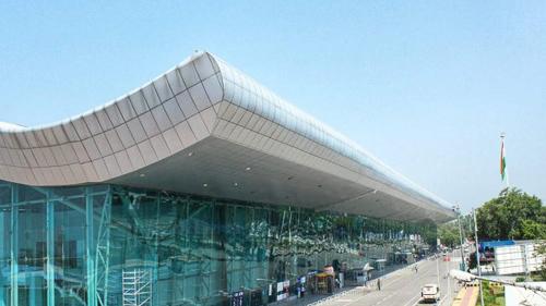 Image of Amritsar airport