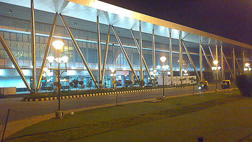 Image of Ahmedabad airport