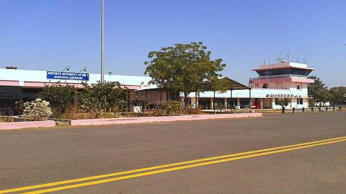 Image of Bhavnagar airport