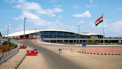 Image of Bhopal airport