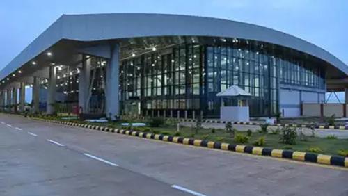 Image of Belgaum airport