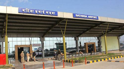 Image of Bhatinda airport