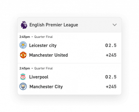 EPL games