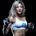 Silvana Gómez Juárez - MMA fighter