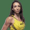Amanda Ribas - MMA fighter