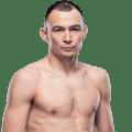 Damir Ismagulov - MMA fighter