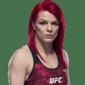 Gillian Robertson - MMA fighter