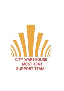 City Warehouse MCST 1043 Support Team