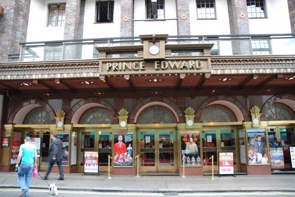 Hotels near Prince Edward Theatre