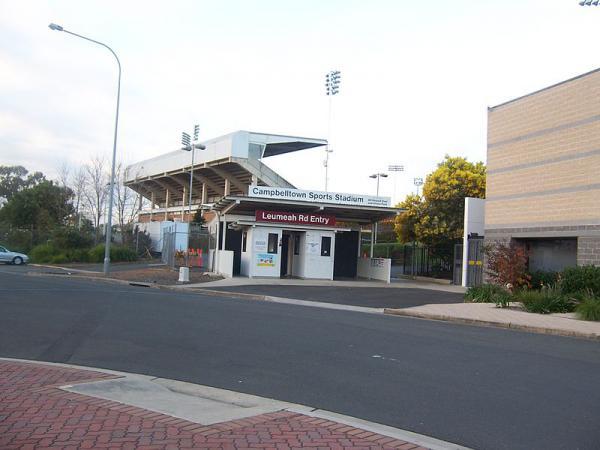 Hotels near Campbelltown Stadium