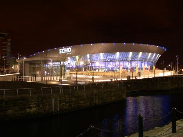 Hotels near Echo Arena Liverpool