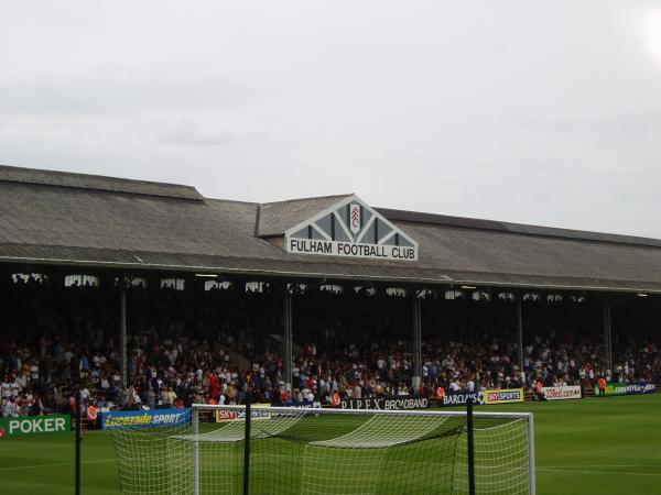 Hotels near Craven Cottage