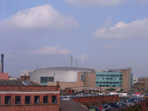 Hotels near Manchester Arena