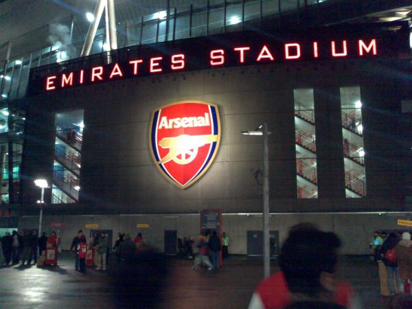 Hotels near Emirates Stadium