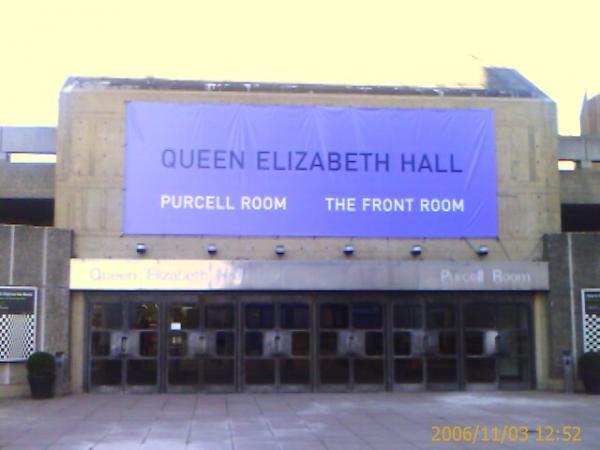 Hotels near Queen Elizabeth Hall