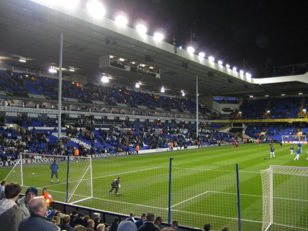 Hotels near White Hart Lane Stadium