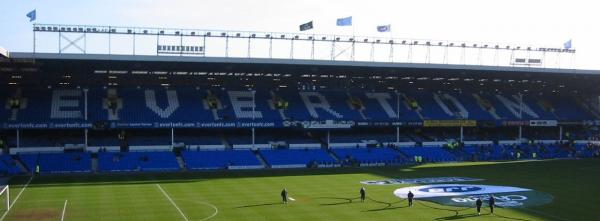 Hotels near Goodison Park