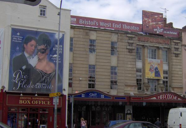 Hotels near The Bristol Hippodrome