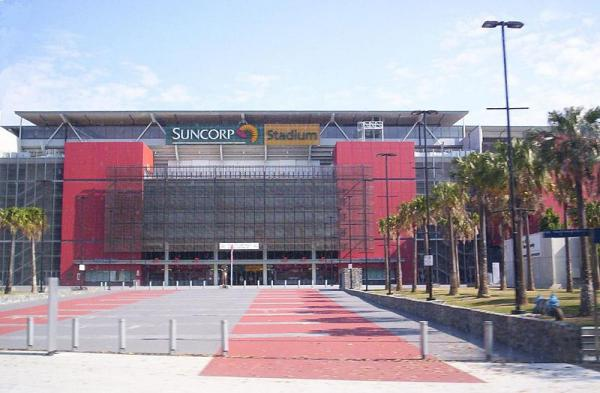 Hotels near Suncorp Stadium