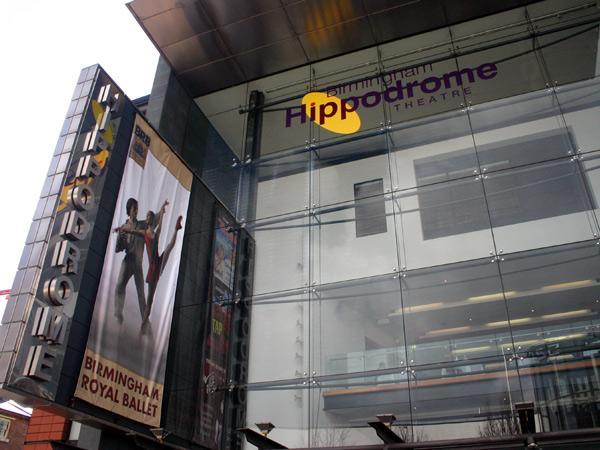 Hotels near Birmingham Hippodrome
