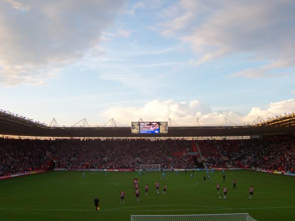 Hotels near St Mary's Stadium