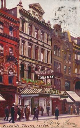 Hotels near Vaudeville Theatre