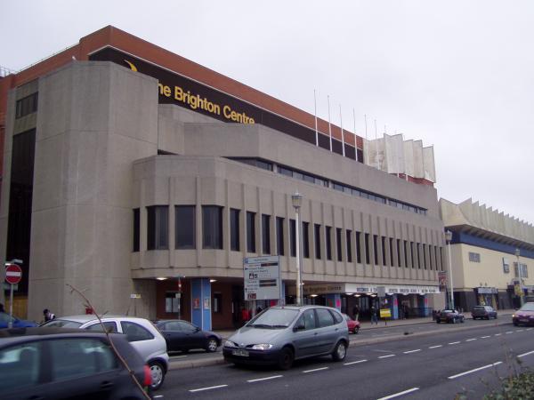 Hotels near Brighton Centre
