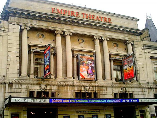 Hotels near Liverpool Empire Theatre
