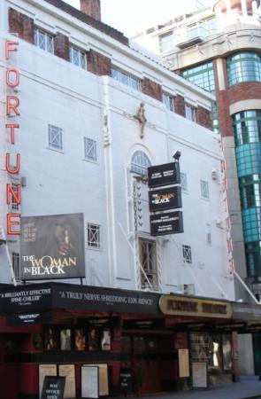 Hotels near Fortune Theatre
