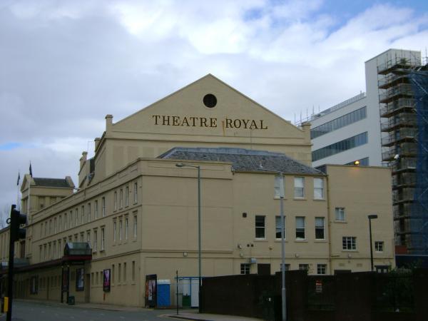 Hotels near Theatre Royal