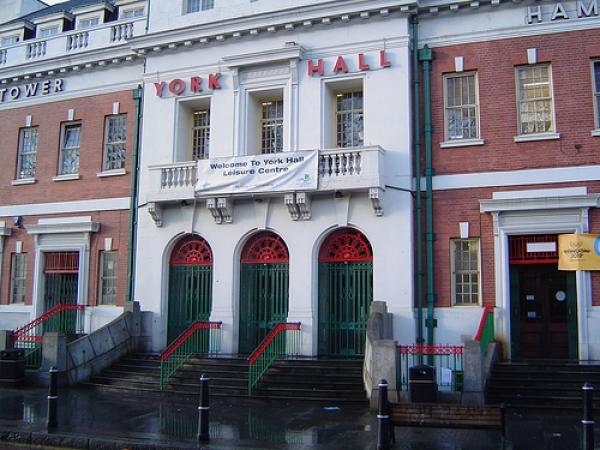 Hotels near Better York Hall Leisure Centre