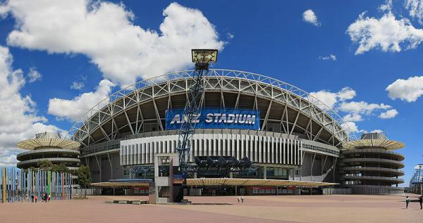 Hotels near ANZ Stadium