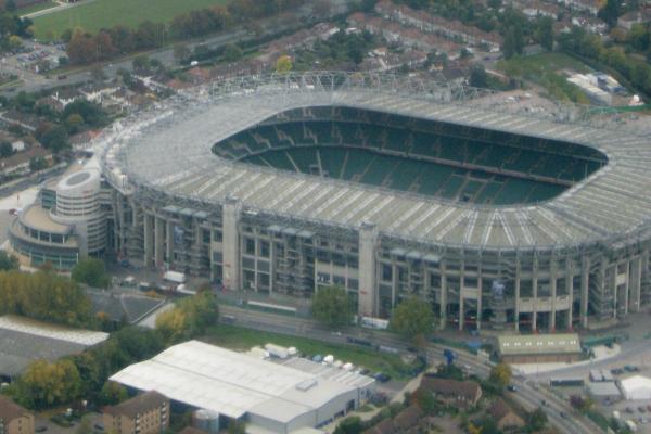 Hotels near Twickenham Stadium