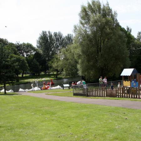 Hotels near Singleton Park