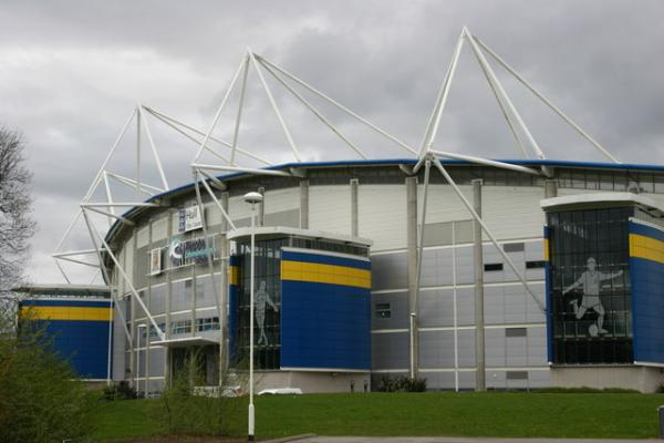 Hotels near KC Stadium (KCOM Stadium)