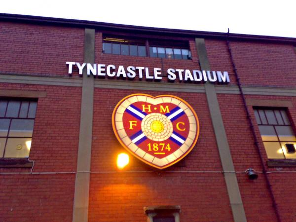 Hotels near Tynecastle Park