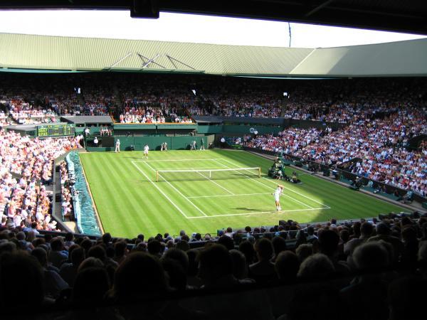 Hotels near The All England Lawn Tennis Club