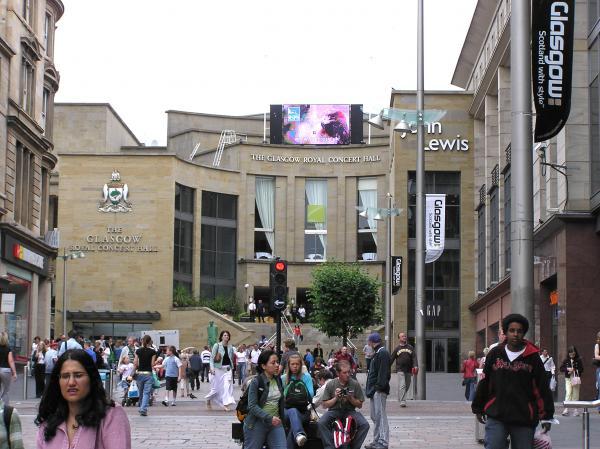 Hotels near Glasgow Royal Concert Hall