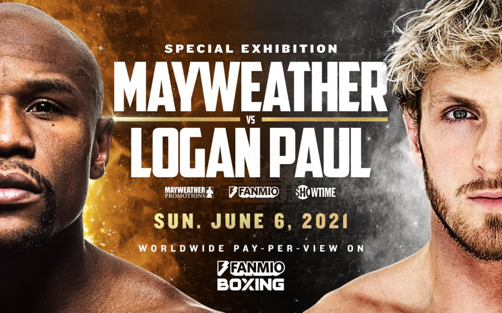 Floyd Mayweather vs Logan Paul Special Exhibition Fight