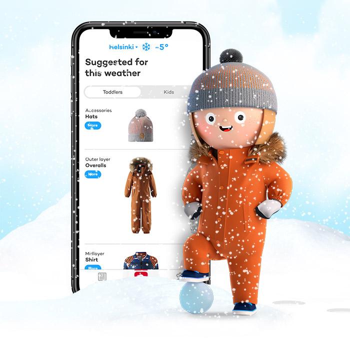 Reima Weather App