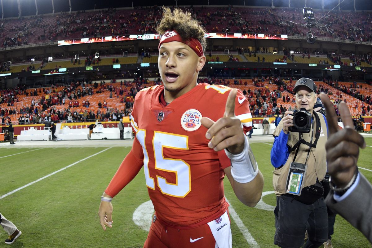 Mahomes Has Another Big Game