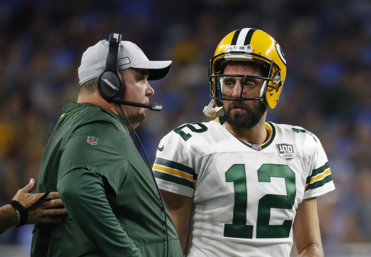 Rodgers Has Something New