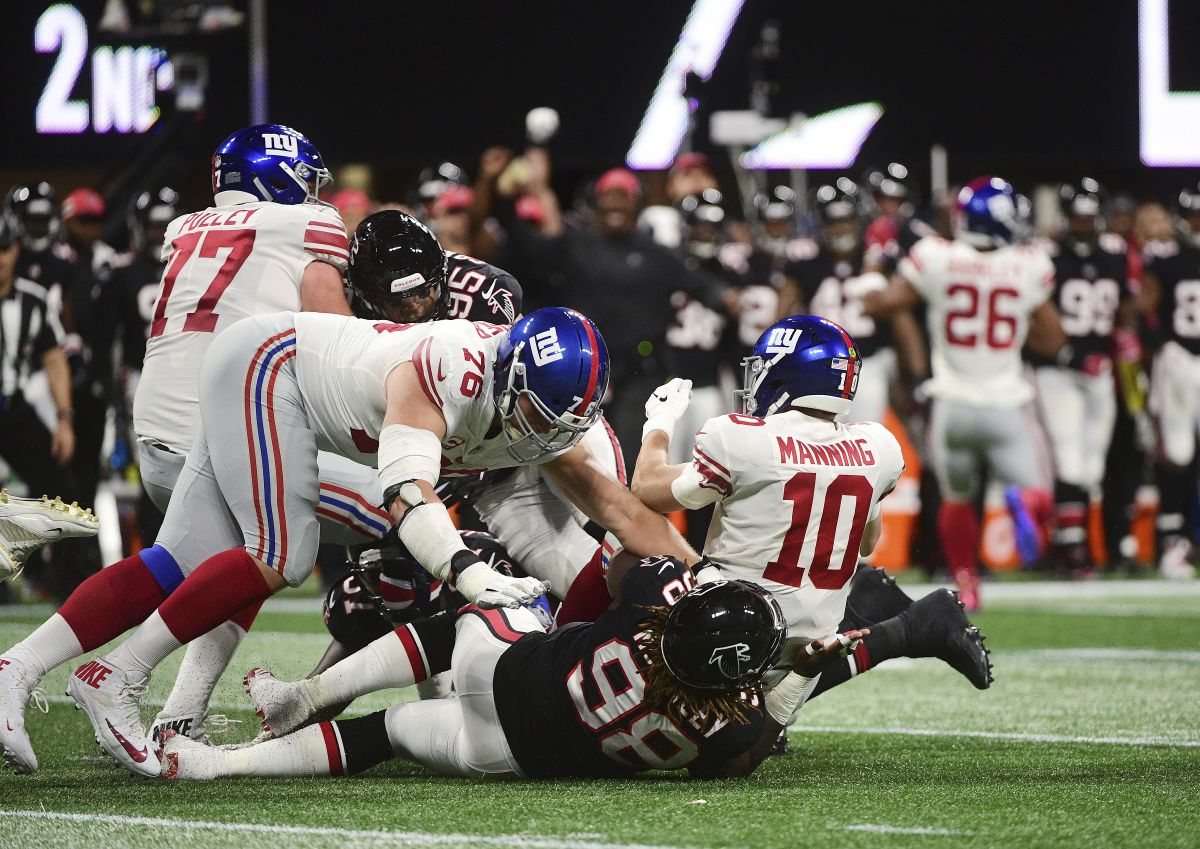 Giants Lose And Questionable Calls