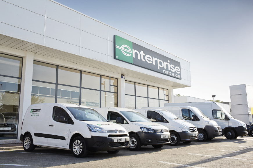 Enterprise Van Rental >> Alamo Rent A Car Van Hire