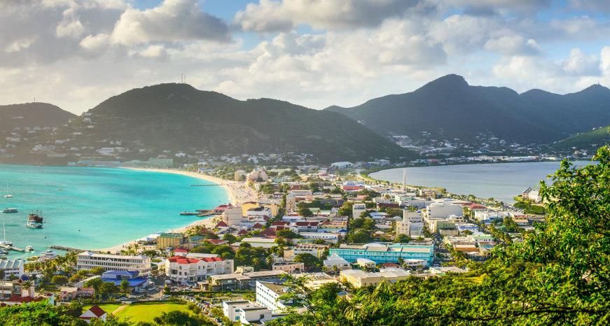 Top 5 Caribbean Destinations for Holidays -St. Martin - Sint Maarten
