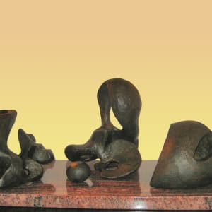 Preview image for Annouza (Reclining Nude in Four Parts)
