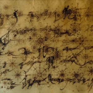 Preview image for Automatic Writing for Etusko Kimura - Bach Partita and Chaconne