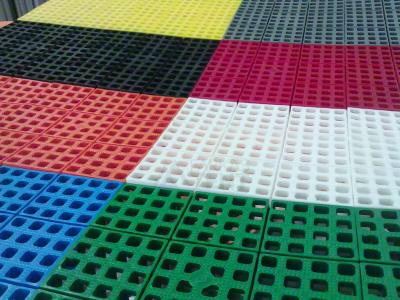 Plastic Pit Floor